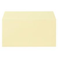 ムトウユニパック ナチュラルカラー封筒 長3横型 クリーム テープ付 500枚(100枚×5袋)