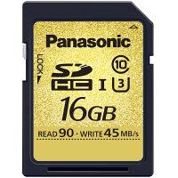 パナソニック SDHCカード 16GB UHS-I/Class10 ( RP-SDUC16GJK )