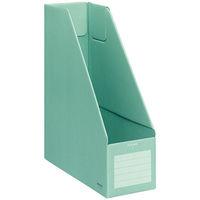 コクヨ ファイルボックスS A4タテ 背幅102mm 緑 フ-E450G