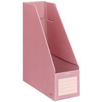 コクヨ ファイルボックスS A4タテ 背幅102mm ピンク フ-E450P