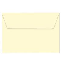 ポレン封筒 洋2 アイボリー テープ付 100枚(20枚×5袋) クレールフォンテーヌ