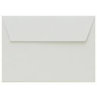 ポレン封筒 洋2 ホワイト テープ付 100枚(20枚×5袋) クレールフォンテーヌ