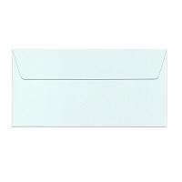 ポレン封筒 A4三つ折 ブルー テープ付 100枚(20枚×5袋) クレールフォンテーヌ