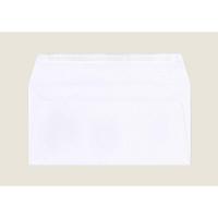 ポレン封筒 A4三つ折 ホワイト テープ付 100枚(20枚×5袋) クレールフォンテーヌ