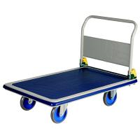 耐荷重スチール台車(ハンドル折畳式) 500kg耐荷重 20140515-001T (直送品)