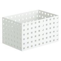 吉川国工業所 ブリックス 210ミドルL ホワイト 9014 1セット(5個:1個×5)