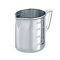 松吉医科器械 ビーカー(メジャーカップ)200ml 16640 1個