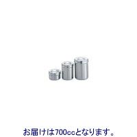 松吉医科器械 湿布缶(深型) 700CC 851312 1個