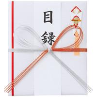 今村紙工 高級目録 花結び MA-003 1セット(10枚)