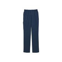 ミズノ ユナイト ニットスクラブパンツ(男女兼用) ネイビー SS MZ0085 医療白衣 1枚 (取寄品)