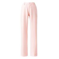 アイトス 医療白衣 レディースパンツ(スリムストレート) 861366-060 ピンク M ナースパンツ 1枚