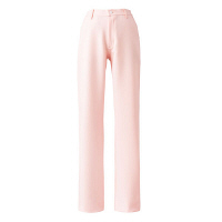 アイトス 医療白衣 レディースパンツ(スリムストレート) 861366-060 ピンク L ナースパンツ 1枚