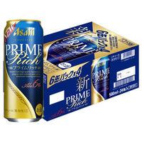 アサヒ クリアアサヒ プライムリッチ 500ml 1箱(24缶入)