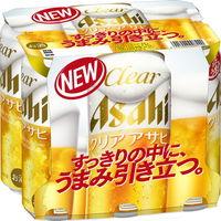 アサヒ クリアアサヒ 500ml 1パック(6缶入)