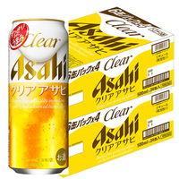 アサヒ クリアアサヒ 500ml 1セット(48缶)