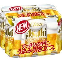 クリアアサヒ 350ml 6缶