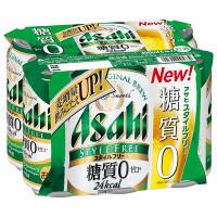 アサヒ スタイルフリー 350ml 1パック(6缶入)
