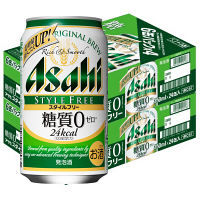 アサヒ スタイルフリー 350ml 1セット(48缶)