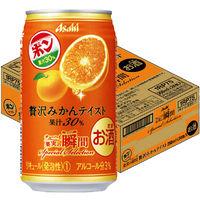 アサヒ 果実の瞬間 ポン果汁30% 350ml×24缶