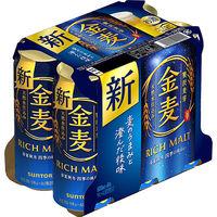 サントリー 金麦 500ml 6缶