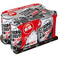 ストロングゼロ ドライ 350ml 6缶