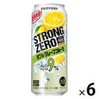 ストロングゼロ GF 500ml 6缶