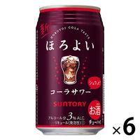 サントリー ほろよい <コーラサワー> 350ml×6缶
