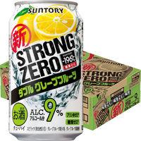 サントリー -196℃ ストロングゼロ <グレープフルーツ> 350ml×24缶