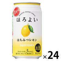 ほろよいはちみつレモン 350ml×24