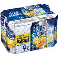 氷結ストロングレモン 350ml 6缶