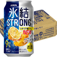 キリン 氷結ストロング <レモン> 350ml×24缶
