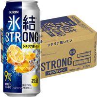 氷結ストロングレモン 500ml 24缶