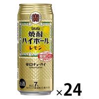 焼酎ハイボール レモン 500ml×24