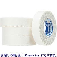 大和漢 ダイワカンサージカルテープシルク 50mmx9m 4045090 1箱(6巻入)