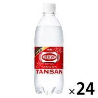 ウィルキンソン タンサン 炭酸水 ペット 500mlx24本