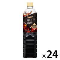 UCC上島珈琲 職人の珈琲 無糖 930ml 1セット(24本)