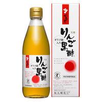 坂元醸造 天寿りんご黒酢 360ml