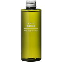 無印良品 オーガニック保湿化粧液 200mL 5252404 良品計画