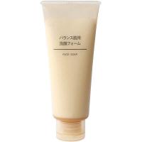 無印良品 バランス肌用洗顔フォーム 100g 5252541 良品計画