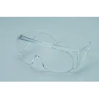 A・M・J(エイ・エム・ジェイ) 一眼型保護メガネ・ゴーグル セーフティグラス スタンダード クリア SG-3023C 1セット(5個:1個入×5袋)