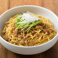 無印良品 北海道産小麦粉使用 冷やし担々麺(タンタンメン)