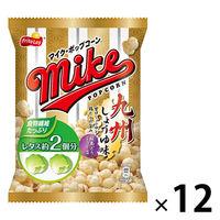 マイクポップコーン 九州しょう油味12袋