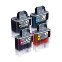 プレジール 互換インク PLE-BR094P 1パック(4色入)(ブラザー LC094PK互換) (取寄品)