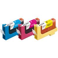 プレジール 互換インク PLE-C063P 1パック(3色入)(キヤノン BCI-6/3MP互換) (取寄品)