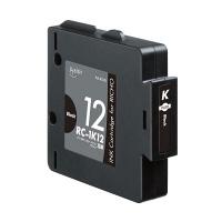 プレジール 互換インク PLE-RC12B ブラック(リコー RC-1K12互換) (取寄品)