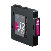プレジール 互換インク PLE-RC12M マゼンタ(リコー RC-1M12互換) (取寄品)