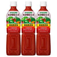 野菜ジュース食塩無添加 720ml 3本