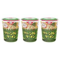 アライドコーポレーション タイの台所 カップグリーンカレーラーメン 1セット(3食)