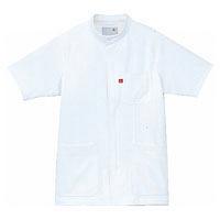 ルコック メンズセンターFジャケット Sホワイト QNM1002N(UQM1002) VAN S (直送品)