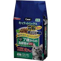 Carat(キャラットミックス) キャットフード 7歳からの高齢猫用 かつお味 2.7kg 1個(450g×6袋) 日清ペットフード